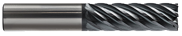 HiTex Multi Flute Finisher End Mill