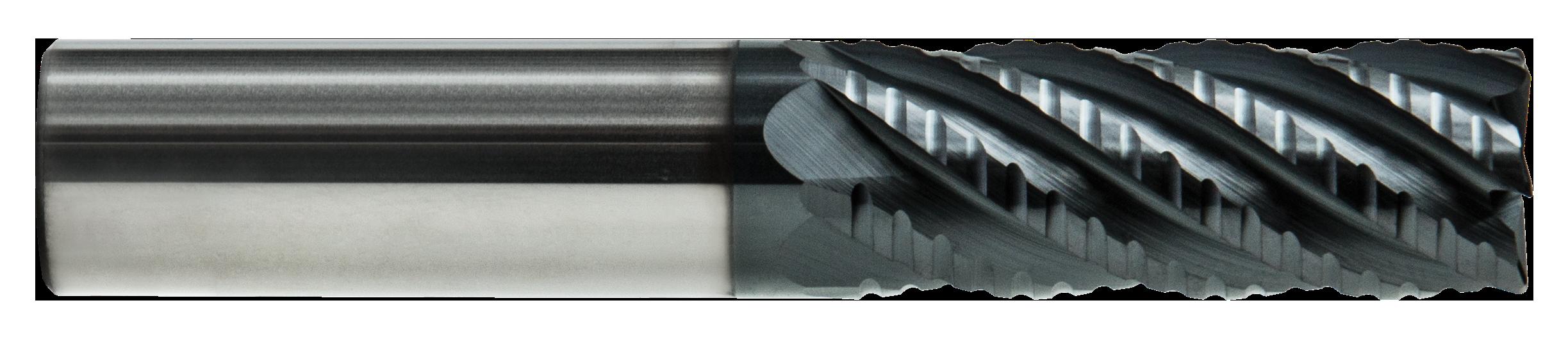 HiTex-C 6 Flute Rougher