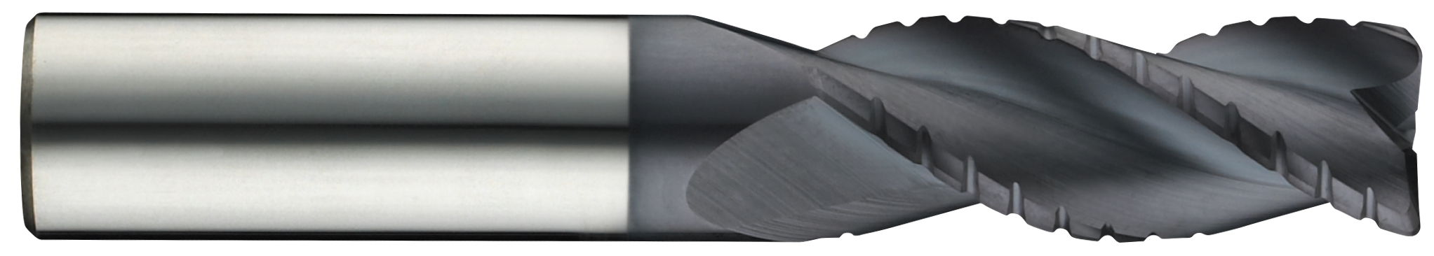 SS-C Three Flute End Mill