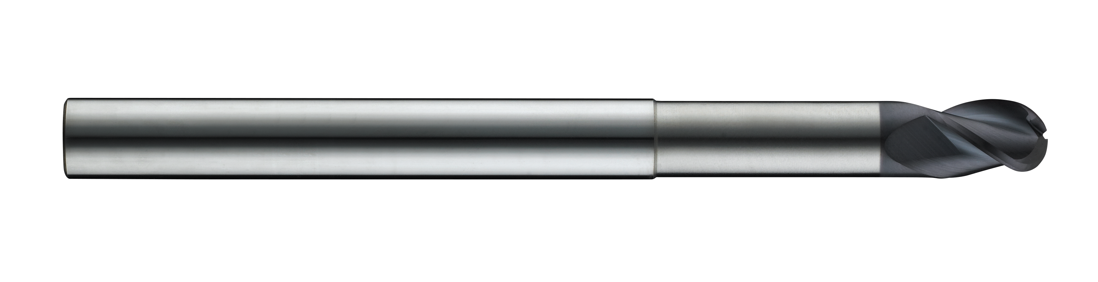 SS-BN-3 Three Flute Ball Nose End Mill